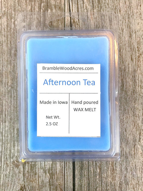 Afternoon Tea Wax Melts