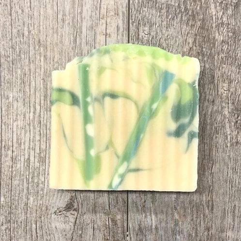 Fresh Bamboo Goat Milk Soap