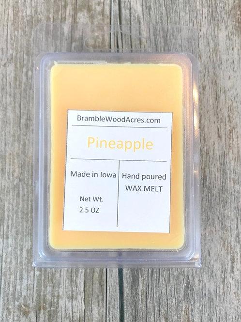 Pineapple Wax Melt