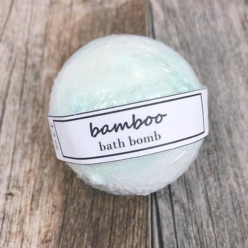 Fresh Bamboo Bath Bomb