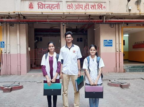 Research study at Vighnaharta CHSL, Mumbai