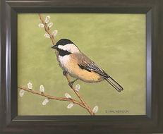 Charlie Halvorsen painting