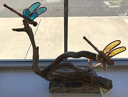 Marshall Curran sculpture