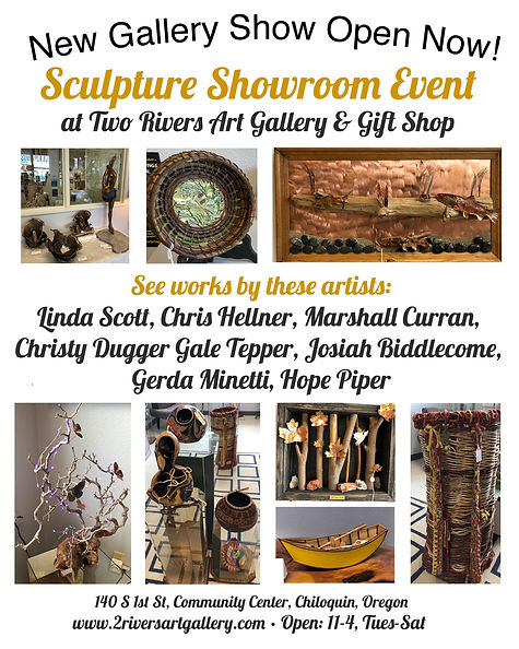 Sculpture Showroom Event 2021