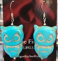 Sue Fisher earrings
