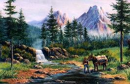 Landscape by Joyce Miles