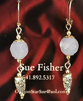Sue Fisher earrings