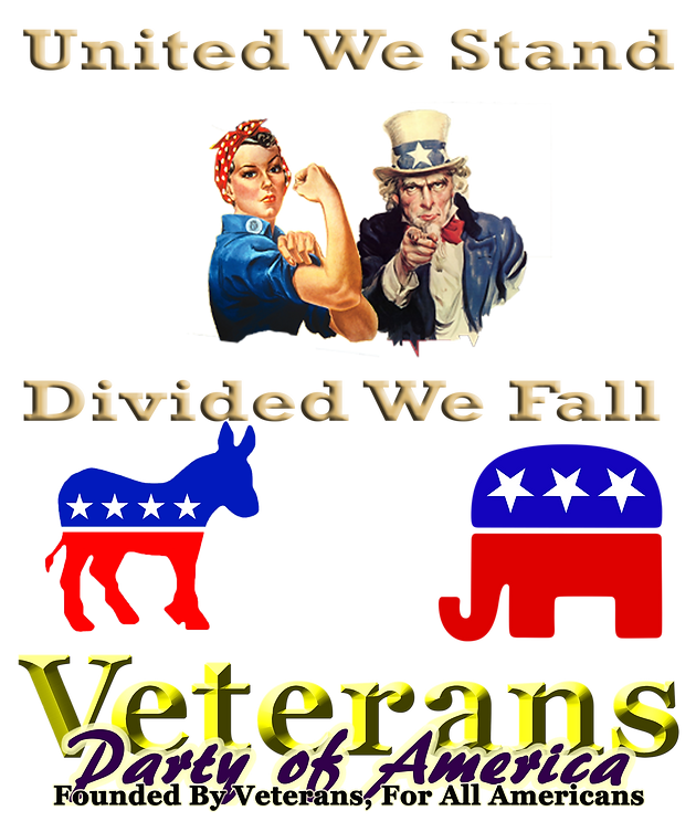 Veterans, Veterans Party of America, State of the Union, Republicans, Democrats, Libertarians, Obama, President, Election, Election 2016, Politics, Political Party, Chris Keniston, Chris Keniston For President