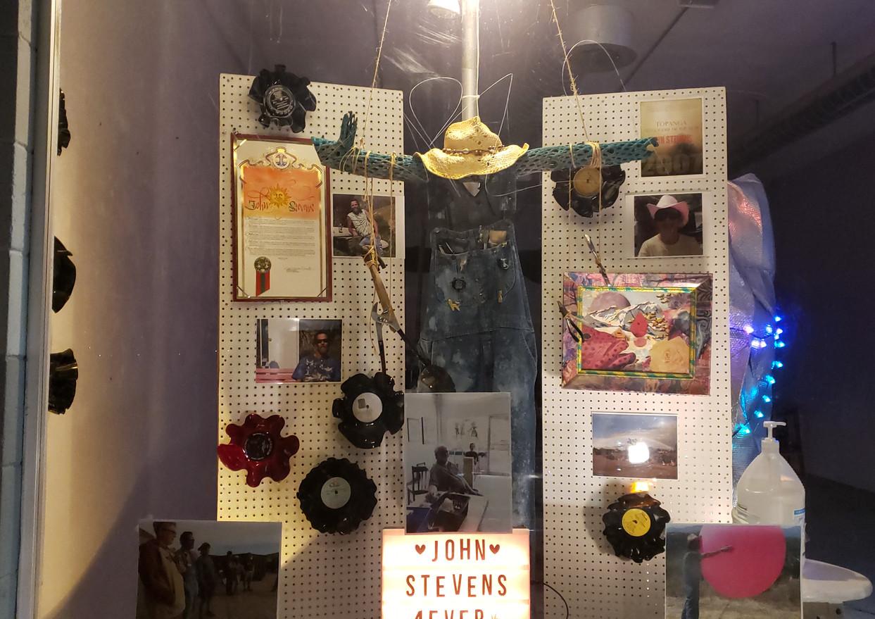 Beatnik Tribute to John Stevens