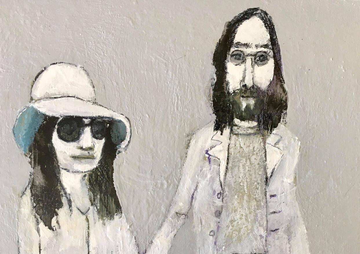 Goodnight John goodnight Yoko