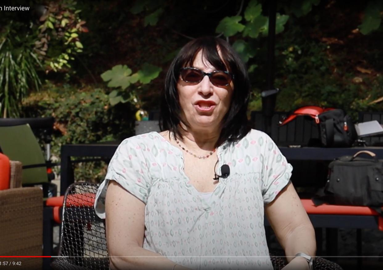 Susan Trachman Interview