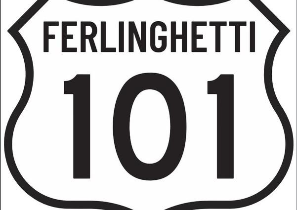 Ferlinghetti Day 2020 Logo101