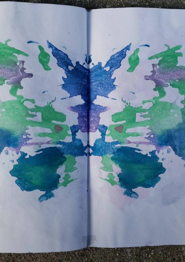 Bath Rorschach