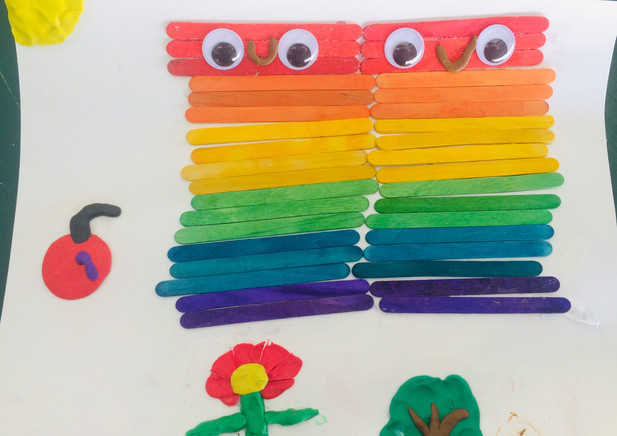 Rainbow Owls and Summertime Love