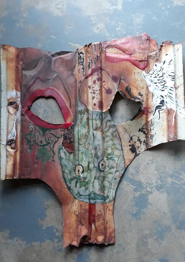 La Mascara (The Mask)
