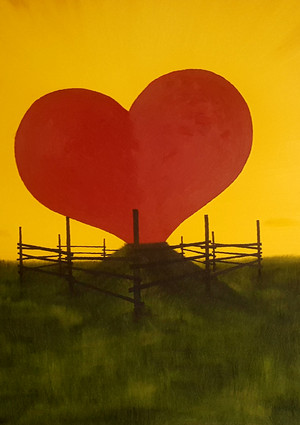 Fence around the Heart