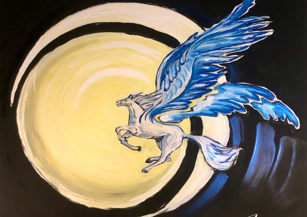 Pegasus Moon