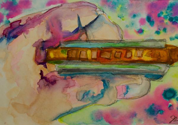 Harmonica #4