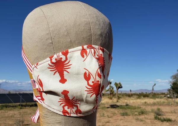 Lobster mask
