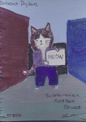 Bobcat Dylan