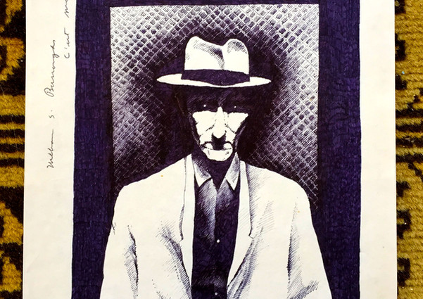 """""""William S Burroughs / Ç'est Toi"""""""