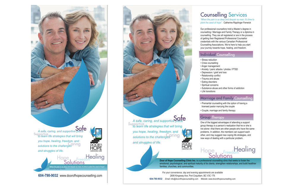 DOOR OF HOPE COUNSELLING