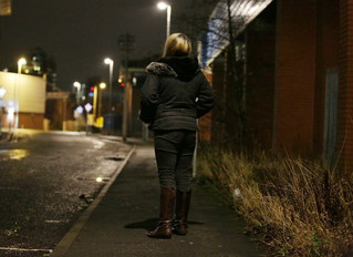 The Decriminalisation of Prostitution: The Lesser of Two Evils?