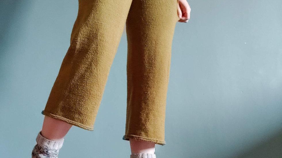 Bukse i merinoull