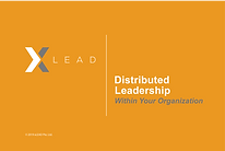 xLEAD Distributed Leadership Cards