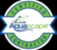 Naturebuild are Maste certified Aquascape contractors