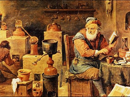 Qu'est-ce que l'alchimie ?