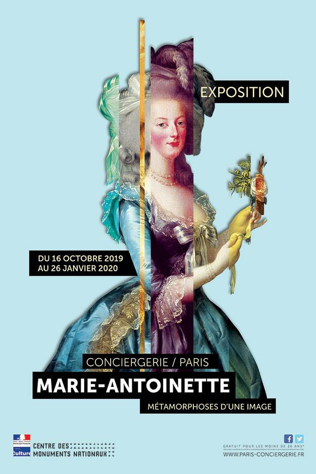Marie-Antoinette Exposition cadeau d'histoire