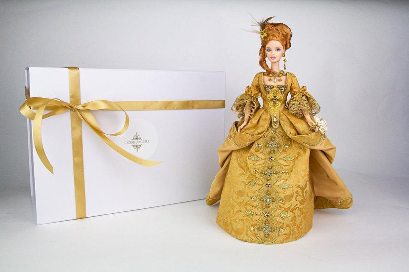 Coffret « La Marquise à la robe d'or »