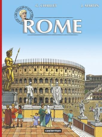 Rome (bande dessinée)