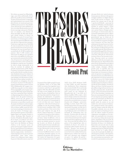 Trésors de Presse