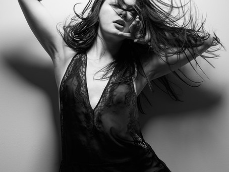 Model of the Month: Helen Diaz