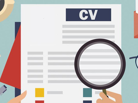 The not-so-humble CV - Tips for being Career Victorious!