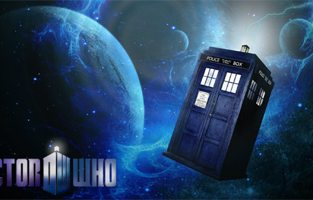 Wait, Dr Who?