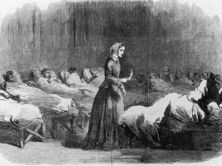 Warrior Women of History: Florence Nightingale