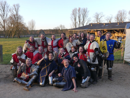 HMB News: Women's League - Our First 5v5
