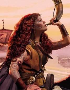 Warrior Woman Myth Fact Sheet: Boudica