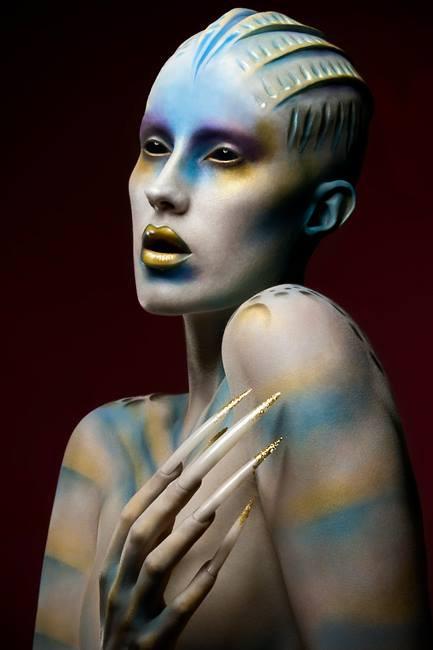 Photographer & Model: Maja Stina