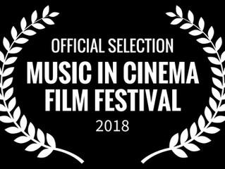 Music in Cinema (MIC) Film Festival!