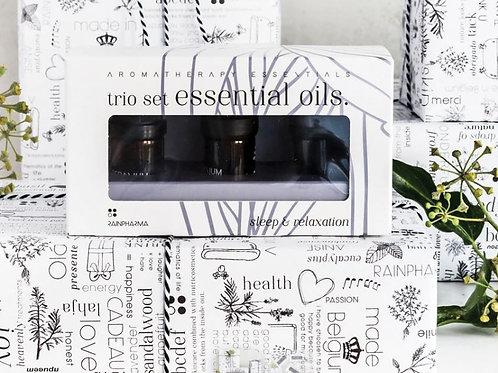 Trio Essential Oils - Sleep & Relaxation