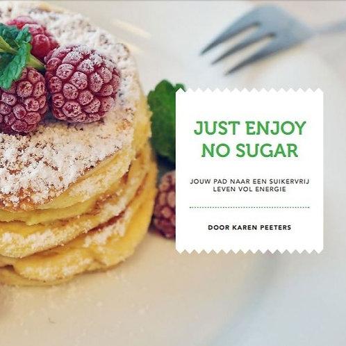 E-Book Just Enjoy No Sugar