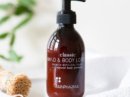 Classic hand & body lotion - calming botanical touch