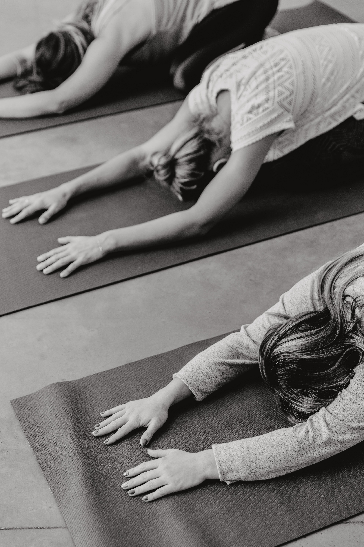 Yin Yoga - donderdag 20u30