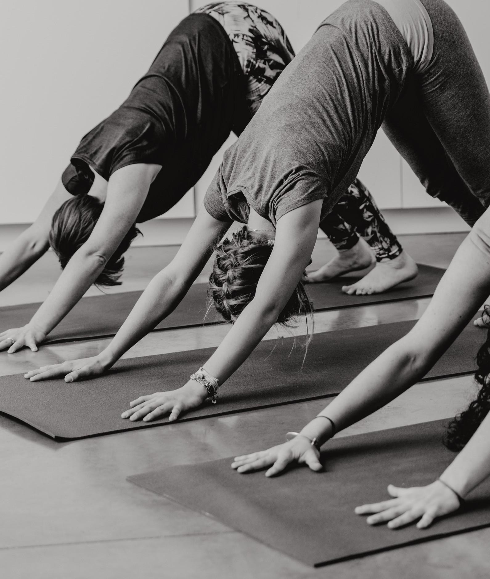 Vinyasa Yoga - dinsdag 19u