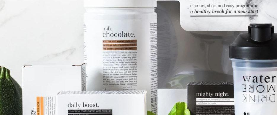 Smart Nutrition Box XXL - Detox 2021