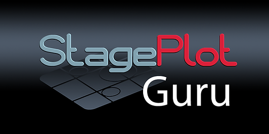 The StagePlot Guru Observer From StagePlotGuru.Com. A Place to Explore the Music Industry.